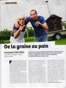 Atelier pain bio parc Des Lilas Vitry Sur sEINE vAL DE mARNE